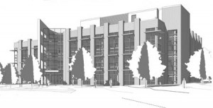 Johnson C. Smith proposed science building