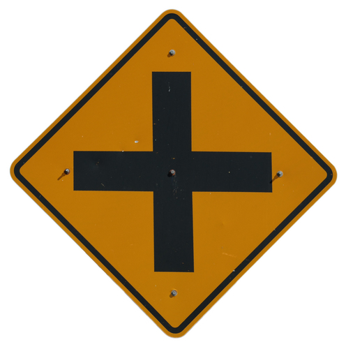 4-way Intersection