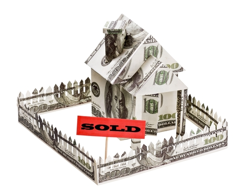 Sold money house