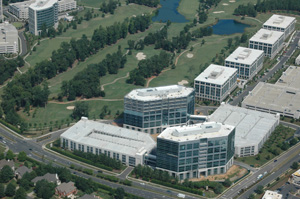 Ballantyne is one of the submarkets in which real estate executives have the most optimism. Mecklenburg Times file photo.