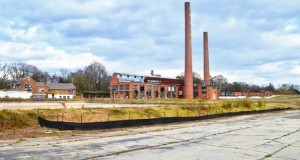 Rock Hill is working with public and private partners to develop Knowledge Park, a mixed use development partly located on the site of the former Rock Hill Printing and Finishing Co., or Bleachery. File photo