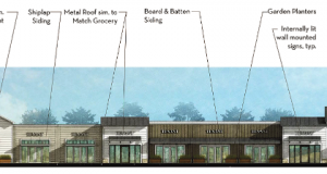 The shops at Regency Centers' proposed development, Marvin Gardens, would reflect the village's rural, equestrian heritage.