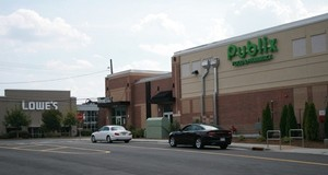 Publix has opened a 55,000-square-foot store in SouthEnd's Shops at South Line. The locale, at 2222 South Boulevard, is across the street from home-improvement store Lowe's and near the new Camden apartment complex. Photo by Roberta Fuchs