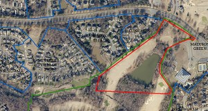 Meritage Homes has requested a rezoning in order to build about 70 homes on part of the golf course at the former Heritage USA complex developed by PTL Club founders and televangelists Jim and Tammy Faye Bakker. Image courtesy York County