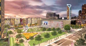 BK Partners, of which Conformity Corp. is a member, would incorporate a cultural center and a park into its proposal for county-owned land in Second Ward. The proposal also includes 1,244 residential units, with 10 percent affordable housing, a hotel, 252,100 square feet of retail and 680,000 square feet of office space.