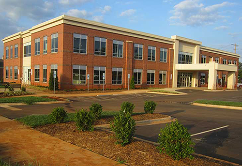 The Waverly development will soon be home to four new medical tenants. Photo courtesy Childress Klein