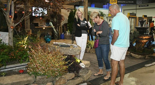 """The South Ideal Home Show theme for its September expo is """"Rethink, Refresh, Remodel,"""" and the three-day event will include more than 200 exhibitors. Photo courtesy Southern Ideal Home Show"""