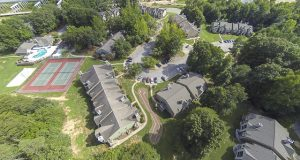 The state Court of Appeals ruled recently that a real estate broker could not testify to the fair market value of the Landmark at Battleground Park apartments in Greensboro. Photo credit: milestonerents.com