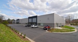 The two properties – located in units C and E at 10815 John Price Road, Charlotte, NC 28273 – accounted for 5,980 square feet and 6,164 square feet, respectively. Photo courtesy Foundry Commercial